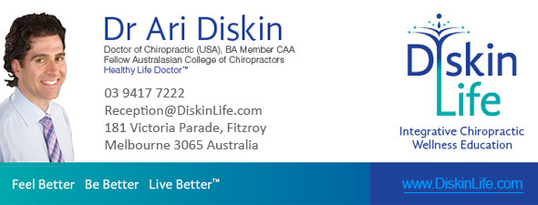 Wellness Alliance Melbourne - Dr Ari Diskin