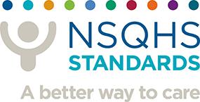 Dentist Sunbury - NSQHS Logo