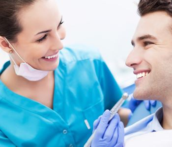Cavity Detection from dentist in Sunbury Dental Clinic