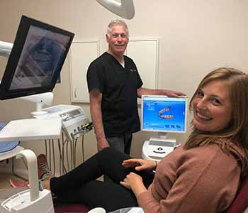 The art and science used by your cosmetic dentist in the Melbourne area achieves beautiful results