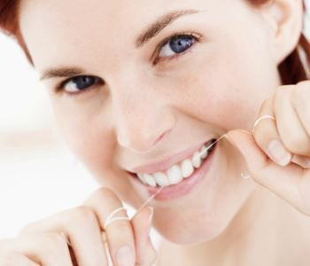Importance of Flossing from dentist in Moonee Ponds
