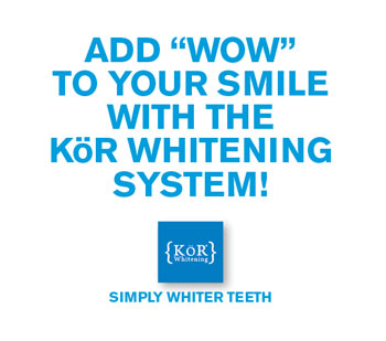 Tooth Whitning System mobile banner