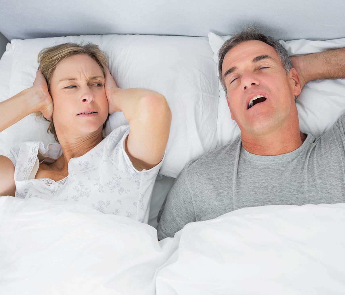 Snoring Treatment Options at Smile in Style in Moonee Ponds Area